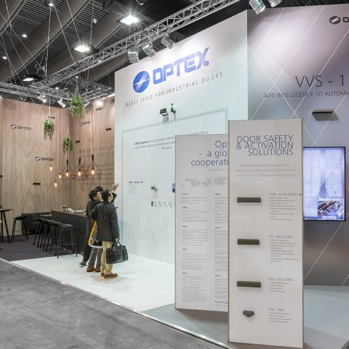 Beurs stand Optex Technologies - R+T 2018 - 1 - 72 dpi
