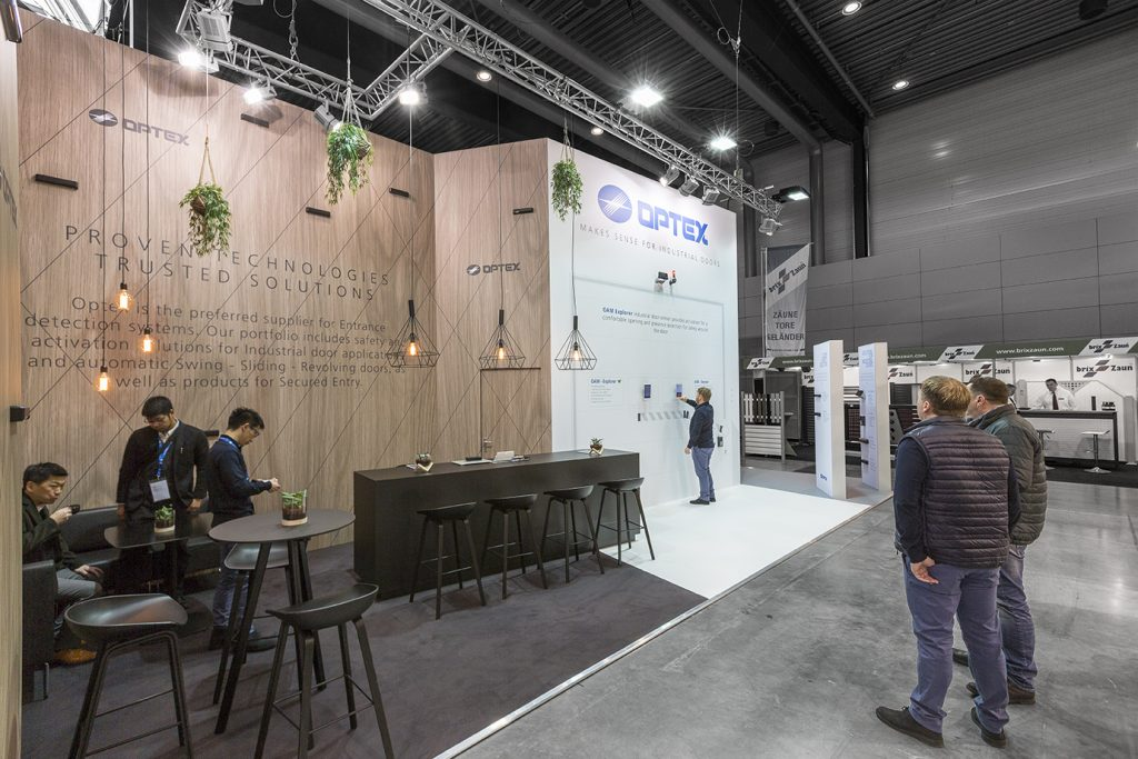 Beurs stand Optex Technologies - R+T 2018 - 2 - 72 dpi