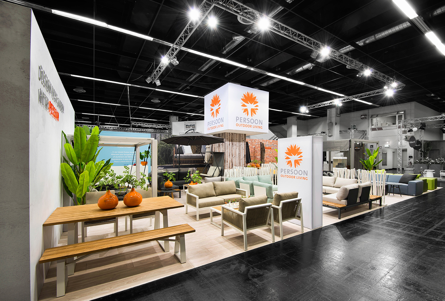 Beurs stand Persoon Outdoor Living - Spoga Gafa 2017 - 1 - 72 dpi