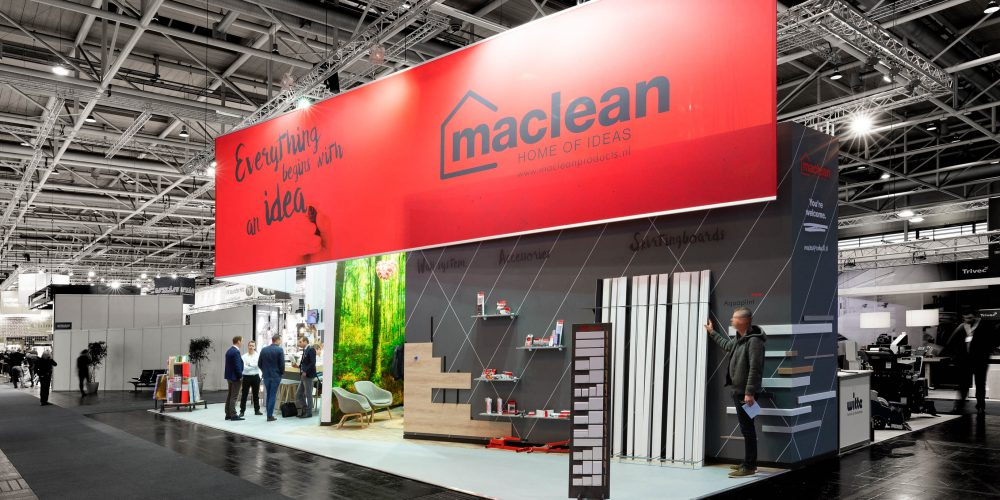 Standbouw - Mac Lean Products - Domotex 2019 - 1